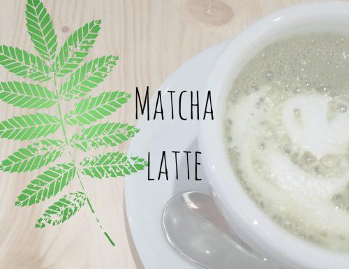 Matcha Cappuccino
