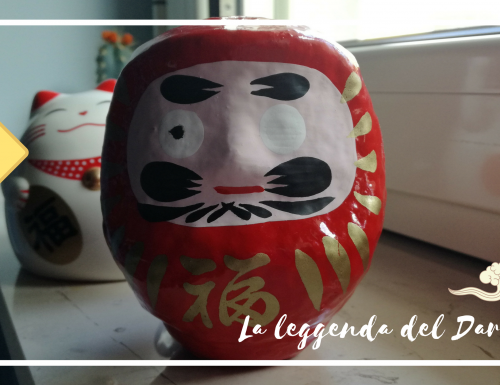 La leggenda del Daruma