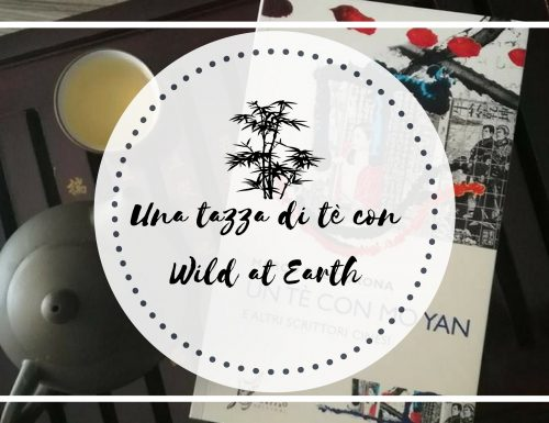"Una tazza di tè con Mery di ""Wild at Earth"""