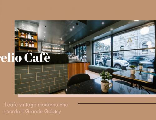 Aurelio Cafè-Il cafè vintage moderno che ricorda Il Grande Gabtsy