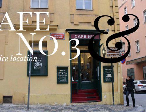 Cose da fare a Praga: La piccola caffetteria Cafe No. 3