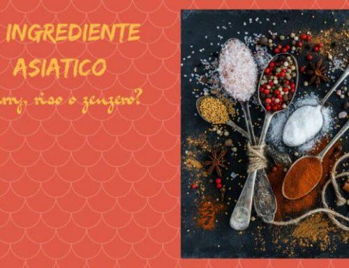 Orzo, curry e pezzettini di manzo – L'ingrediente asiatico