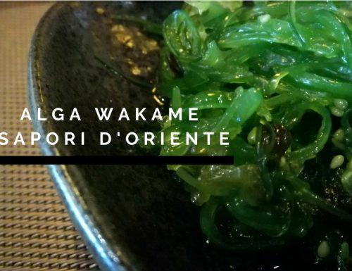 Sapori D'Oriente: Alga Wakame proprietà, uso e controindicazioni