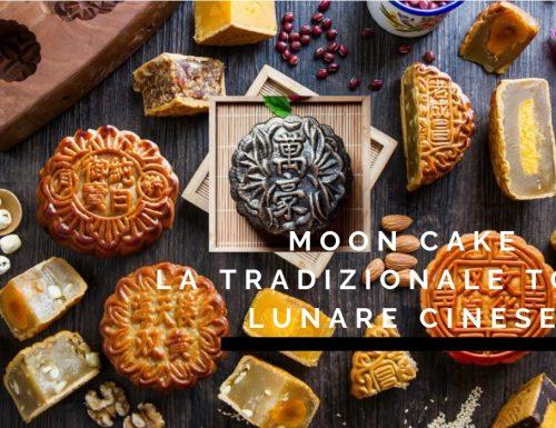 Mooncake, la tradizionale Torta Lunare cinese