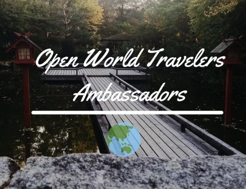 Momodondo- Open World Travelers Ambassadors