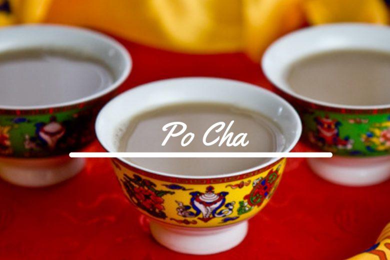 Po Cha, il tè tibetano con il burro