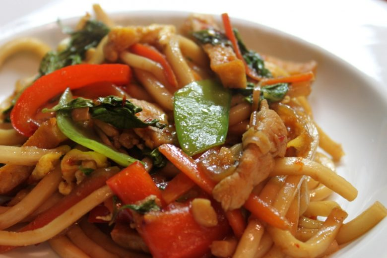 Sapori d'Oriente: Noodles Udon Curiosità e ricetta casalinga