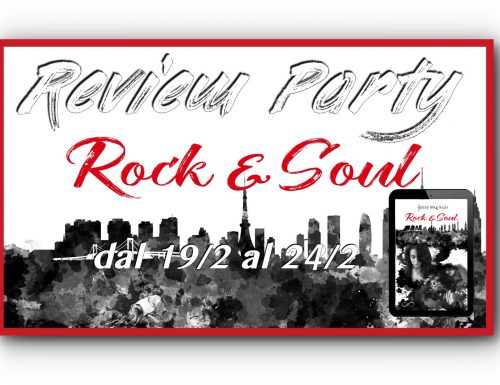 Review Party: ROCK & SOUL di Betty Nakaichi