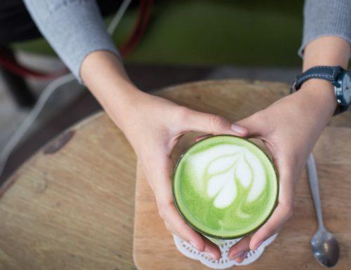 5 Ricette da preparare con il tè verde