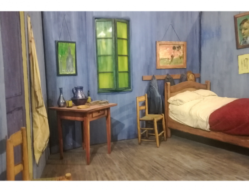 Van Gogh Alive – The Experencie a Bari