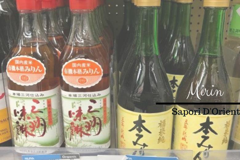 Sapori d'oriente: Cos'è il Mirin Giapponese?
