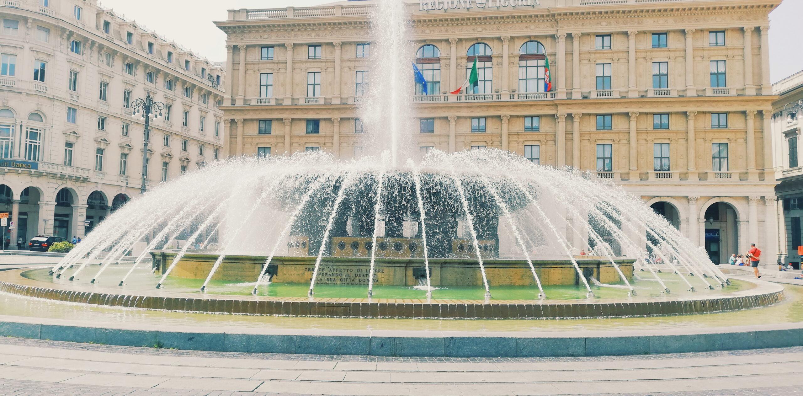 Due giorni a Genova