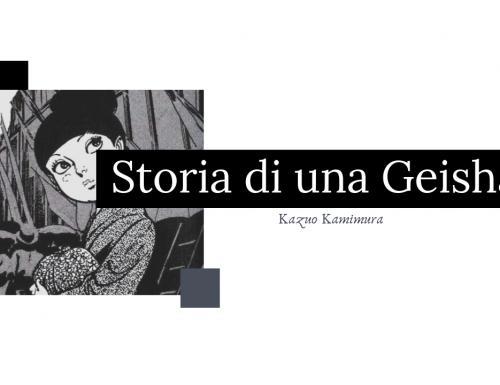 Recensione: Storia di una Geisha
