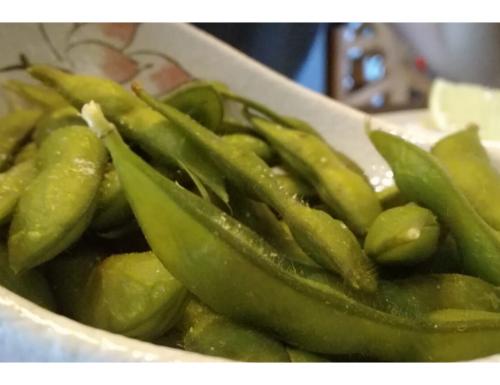 Sapori D'Oriente: Edadame, curiosità e ricetta