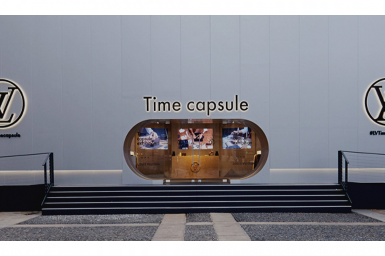 Louis Vuitton: La mostra Time Capsule Milano