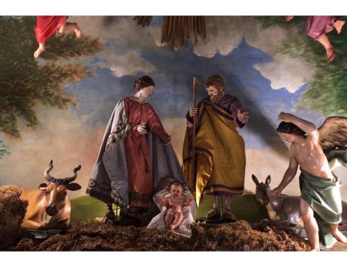Il Presepe del Re in mostra a Palazzo Reale di Genova