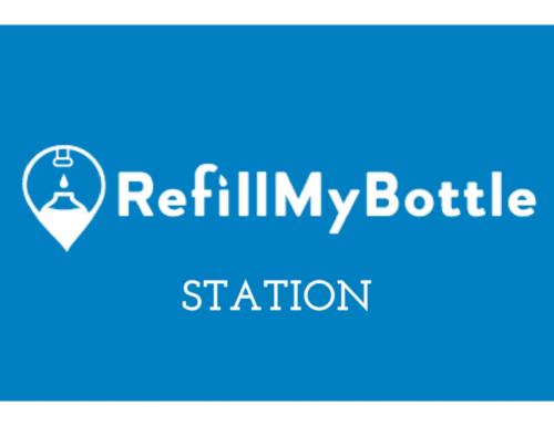 RefillMyBottle – Fai il pieno di acqua buona