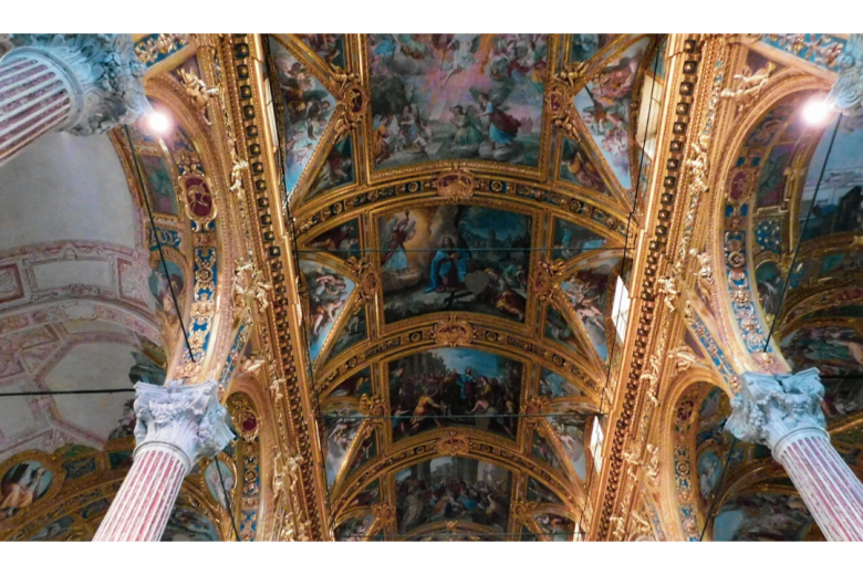 Basilica Santissima Annunziata del Vastato-Genova