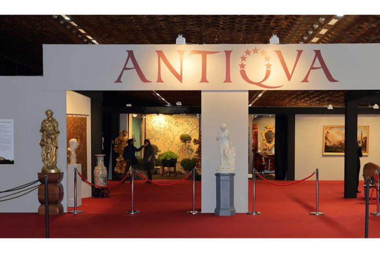 ANTIQUA 2020: tra arredi d'epoca, arte e sculture