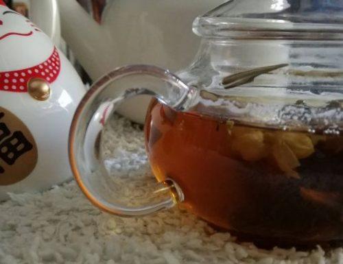Fiori di tè – Oriental Beauty Blooming Tea