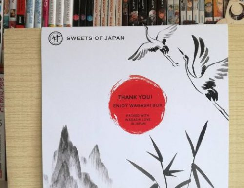 Unboxing – Sweets Of Japan