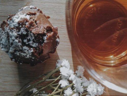 Muffin al Nesquik senza burro e uova
