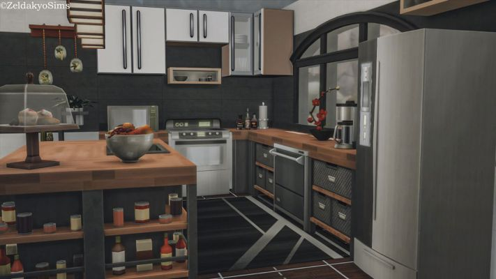 The Sims 4 Builds