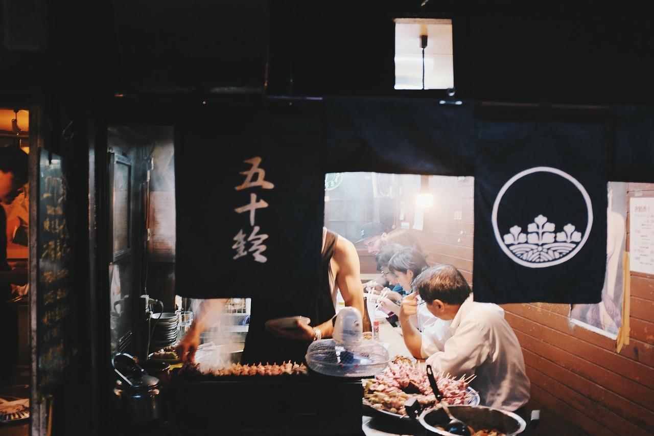5 libri di cucina giapponese