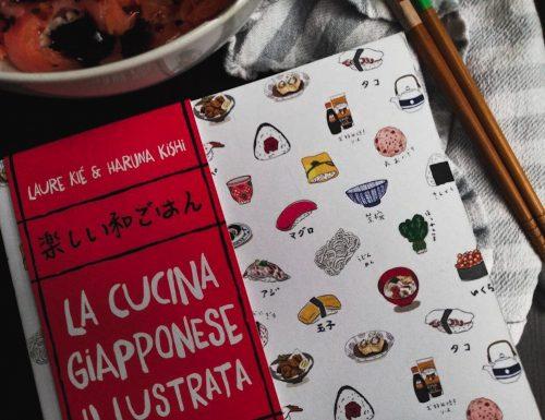 Recensione: La Cucina Giapponese Illustrata di Laure Kié e Haruna Kishi