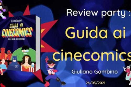 Guida ai Cinecomics