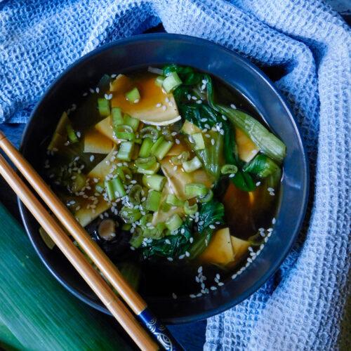 Zuppa di miso - Il vuoto di Yamauba
