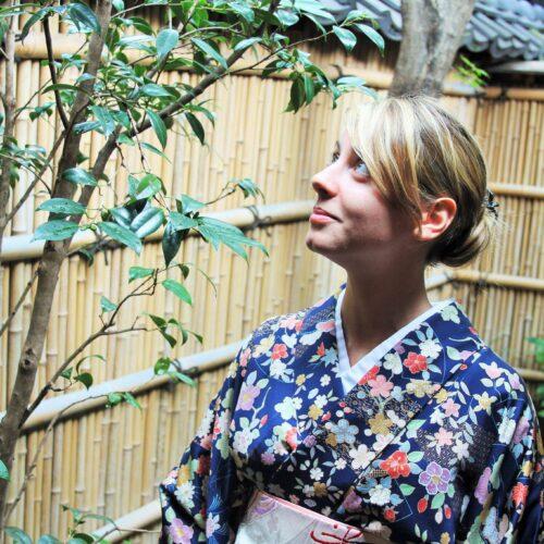 La ragazza dall'animo giapponese