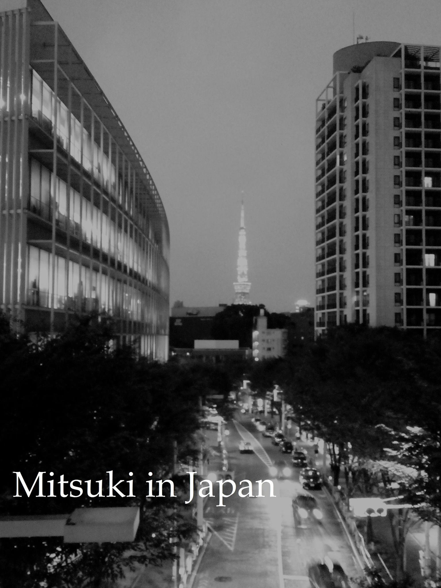 Mitsuki in Japan